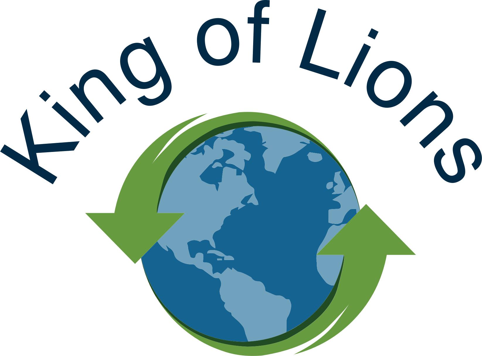 King of Lions Logo